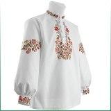 4d1abe8c9301 Vyšívaná košeľa EMILcena od 35 € Košeľa EMIL s manžetami